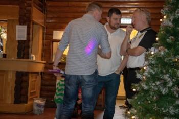Strikerz Christmas Party 2018; ?>