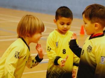 Join Strikerz Football Academy; ?>
