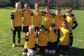 Under 9's Wolves; ?>